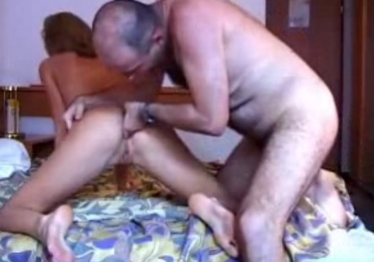 Video Amateur Bestia Con Su Sobrina